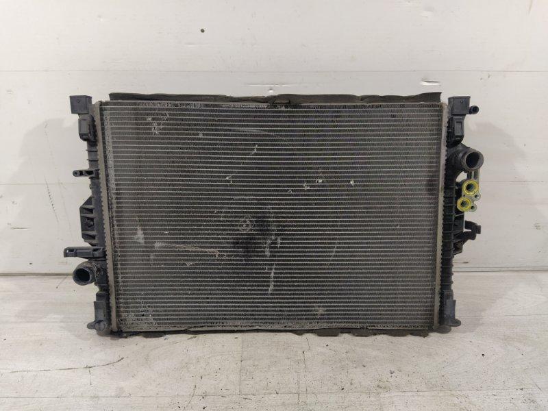 Кассета радиаторов Ford S-Max 2006- УНИВЕРСАЛ 2.5L DURATEC-ST (220PS) 2008 (б/у)