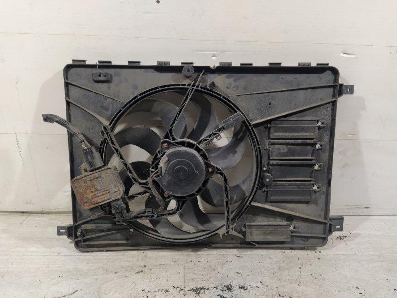 Вентилятор радиатора (в сборе) Ford S-Max 2006- УНИВЕРСАЛ 2.5L DURATEC-ST (220PS) 2008 (б/у)