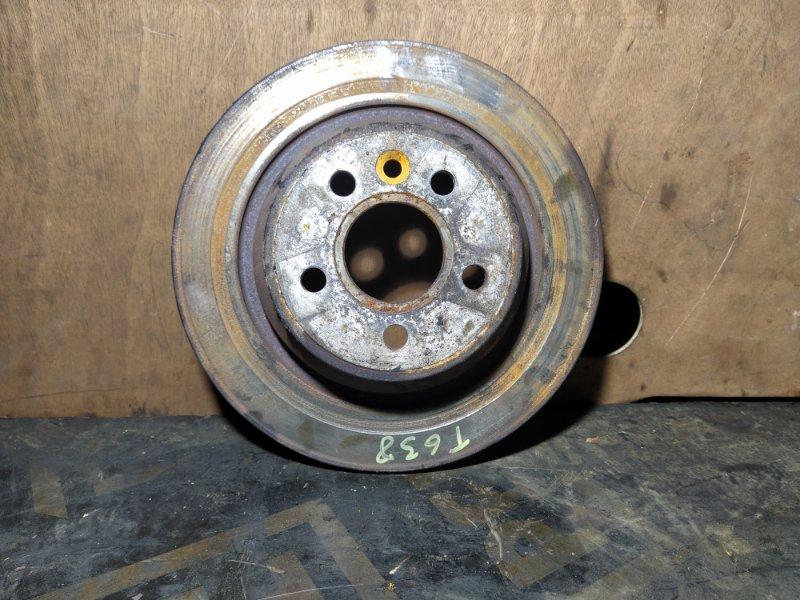 Диск тормозной задний Ford S-Max 2006- УНИВЕРСАЛ 2.5L DURATEC-ST (220PS) 2008 (б/у)