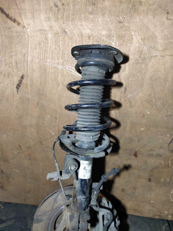 Амортизатор передний левый Ford S-Max 2006- УНИВЕРСАЛ 2.5L DURATEC-ST (220PS) 2008 (б/у)