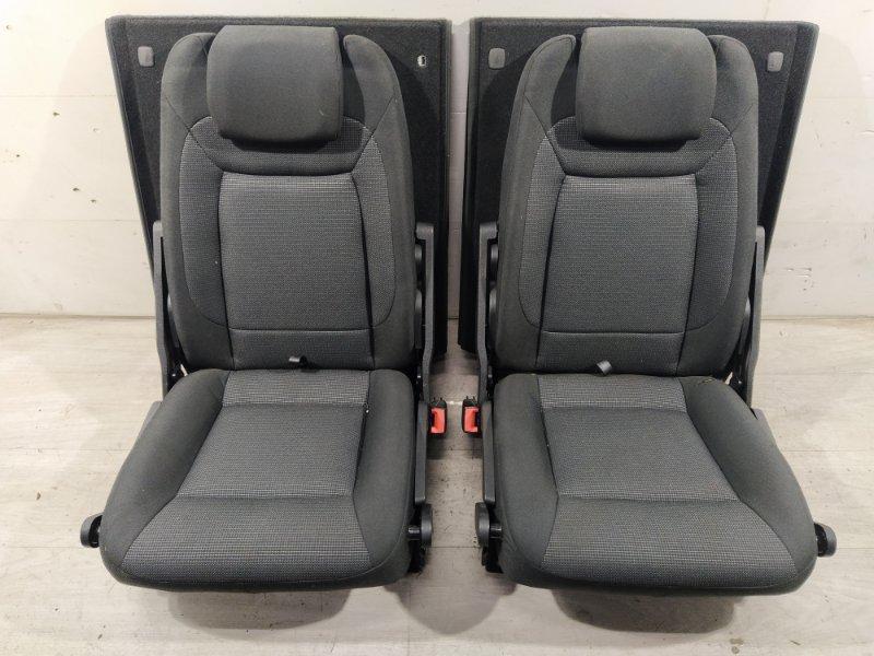 Сиденье 3-его ряда Ford S-Max 2006- УНИВЕРСАЛ 2.5L DURATEC-ST (220PS) 2008 (б/у)