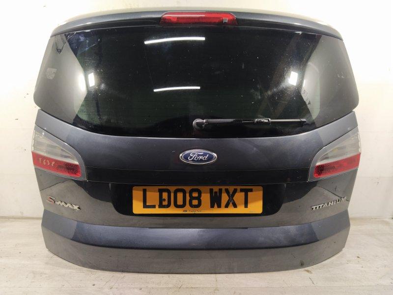 Крышка багажника Ford S-Max 2006- УНИВЕРСАЛ 2.5L DURATEC-ST (220PS) 2008 (б/у)