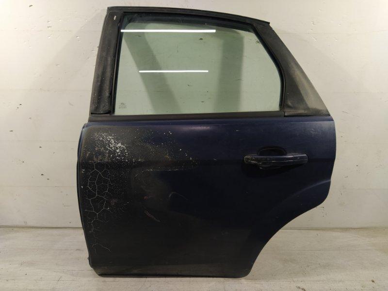 Дверь задняя левая Ford Focus 2 2008-2011 УНИВЕРСАЛ (б/у)