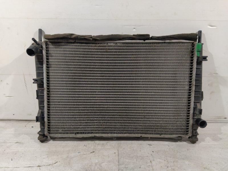 Радиатор охлаждения (основной) Ford Mondeo 3 (2000-2007) 1.8-3.0 DURATEC (б/у)