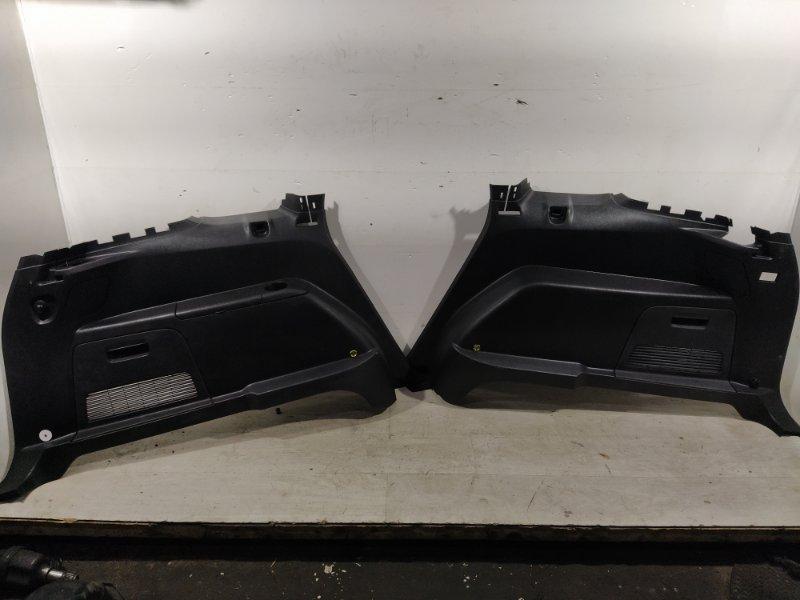 Обшивка багажника Ford S-Max 2006- УНИВЕРСАЛ 2.5L DURATEC-ST (220PS) 2008 (б/у)