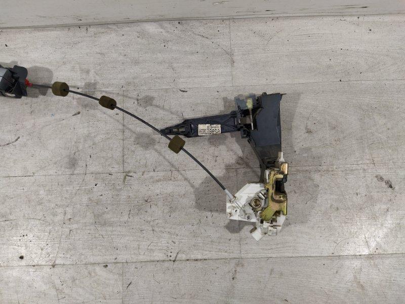 Замок двери передней правой Ford Mondeo 3 (2000-2007) (б/у)