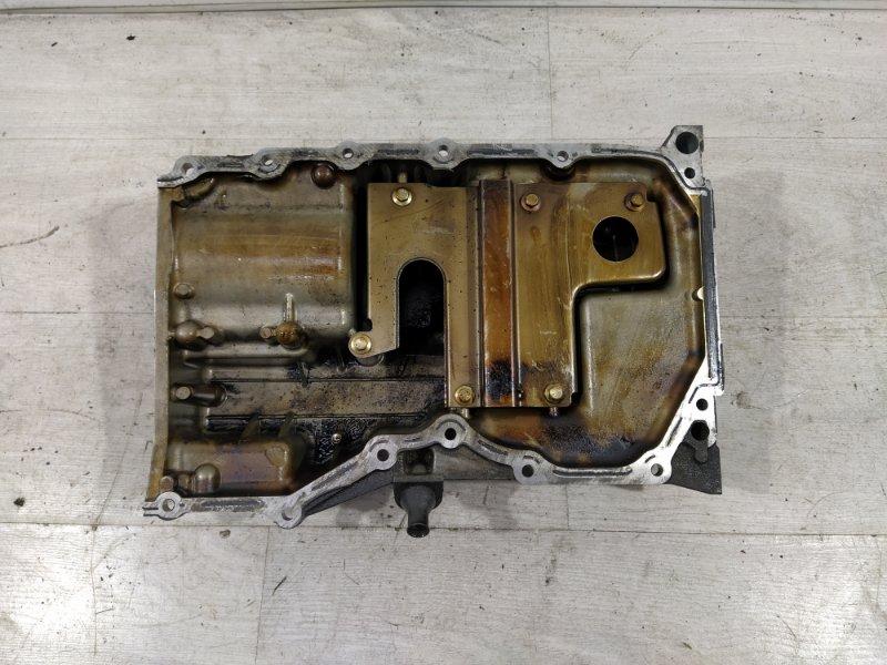 Поддон масляный двигателя Ford Focus 2 2008-2011 1.8 БЕНЗИН (б/у)