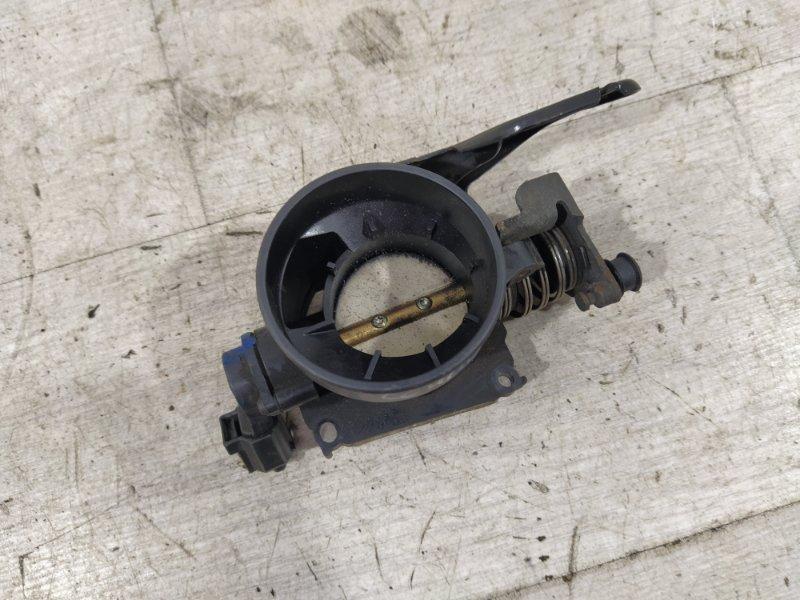 Дроссельная заслонка Ford Focus 1 1998-2005 1.8L ZETEC/EYDB (б/у)