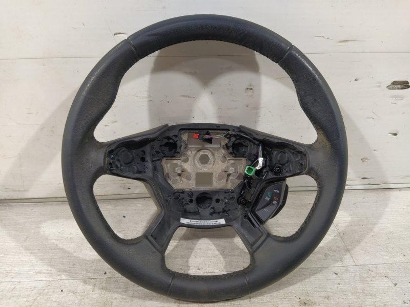 Рулевое колесо Ford Focus 3 (2011>) СЕДАН 2.0L DURATEC DI TIVCT (154PS) 2012 (б/у)