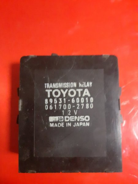 Блок реле Toyota Land Cruiser FJ80 1FZF (б/у)
