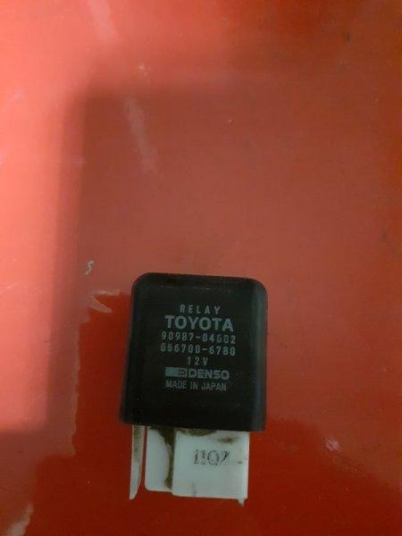 Реле печки Toyota Land Cruiser Prado 150 (б/у)