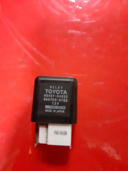 Реле печки Toyota Land Cruiser Prado (б/у)