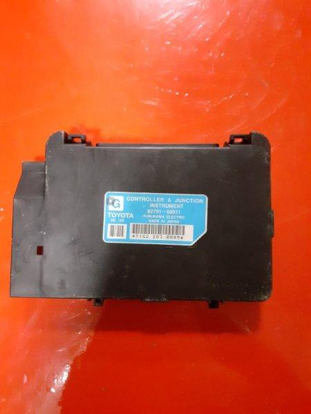 Блок управления приборами Toyota Land Cruiser HDJ100 1HDFTE (б/у)