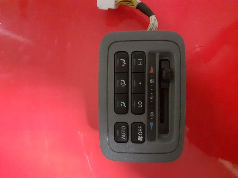 Блок управления климат-контролем Toyota Land Cruiser HDJ80 (б/у)