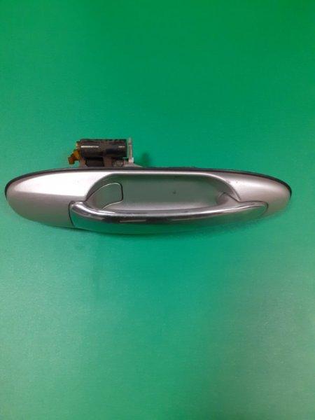 Ручка двери внешняя Toyota Land Cruiser FZJ100 задняя правая (б/у)