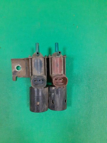 Пневмо клапан включения полного привода Toyota Land Cruiser Prado 78 (б/у)