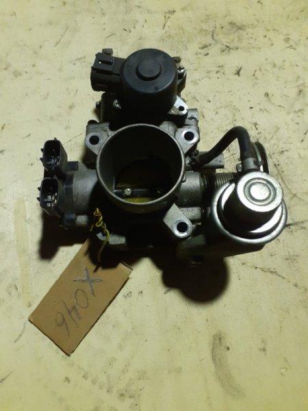 Заслонка дроссельная Nissan Bluebird Sylphy QG10 QG18DE (б/у)