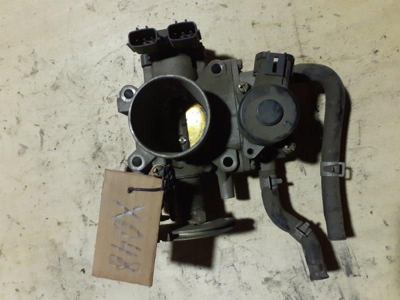 Заслонка дроссельная Nissan Almera QG15DE (б/у)