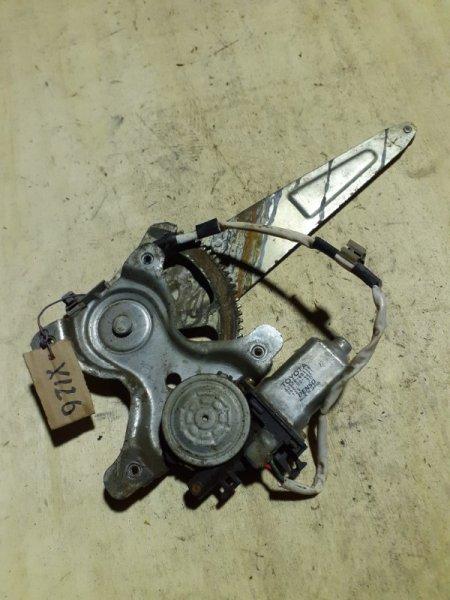 Стеклоподъемник электрический Toyota Land Cruiser 100 задний правый (б/у)