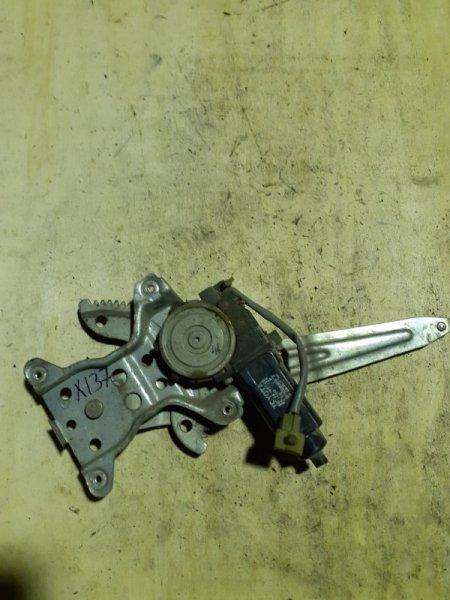 Стеклоподъемник электрический Toyota Land Cruiser FJ80 задний правый (б/у)