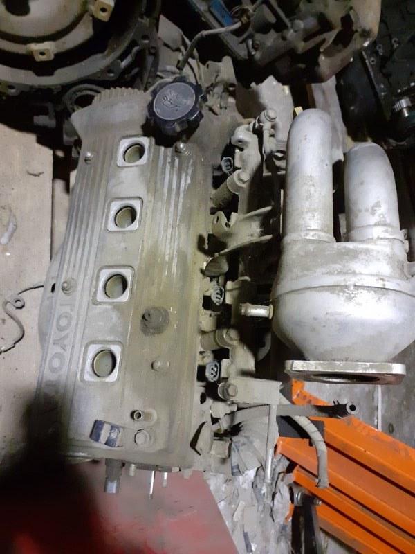 Двигатель Toyota Raum 4EFE (б/у)