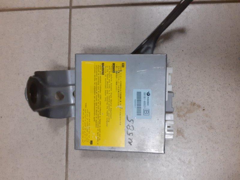 Блок управления Lexus Lx470 100 (б/у)