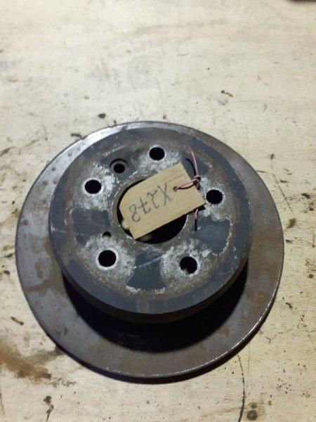 Тормозной диск Toyota Rav4 задний (б/у)