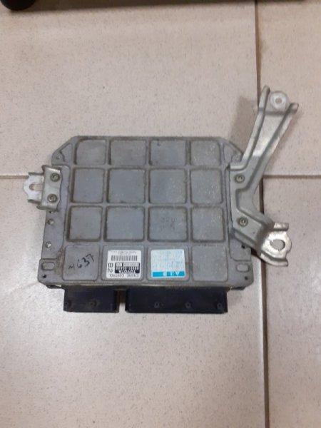 Блок управления двигателем Toyota Vitz 2SZFE (б/у)