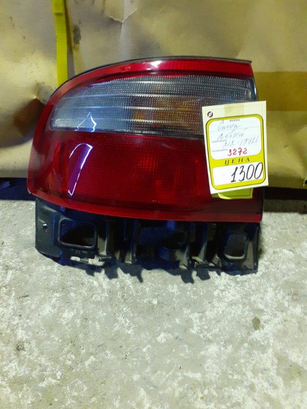 Стоп сигнал Toyota Carina левый (б/у)