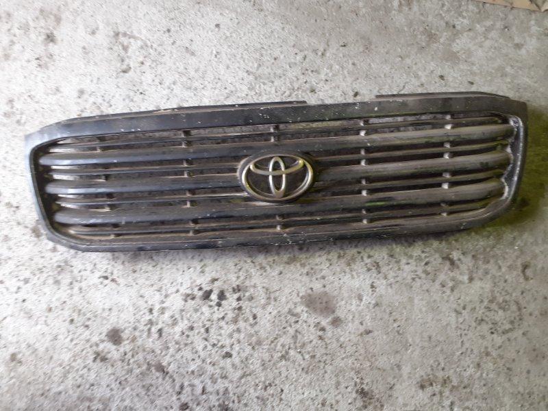 Решетка радиатора Toyota Land Cruiser 80 1998 (б/у)