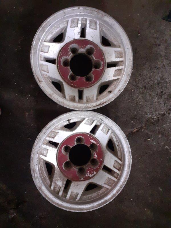 Диск колесный литой Toyota Land Cruiser Prado 70 (б/у)