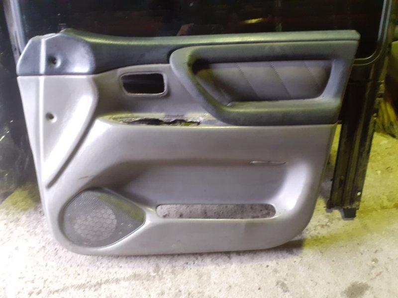 Комплект обшивок двери Toyota Land Cruiser 100 1HDFTE (б/у)