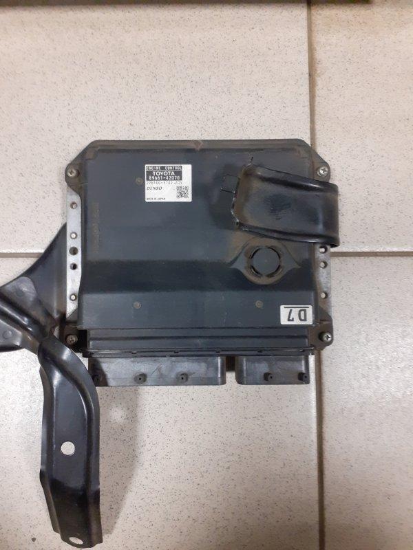 Блок управления двс Toyota Rav4 3SFE (б/у)