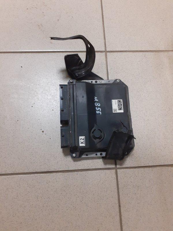 Блок управления двс Toyota Rav4 ACA31 2AZFE (б/у)