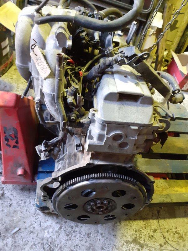 Двигатель Toyota Land Cruiser 80 1FZ 1997 (б/у)