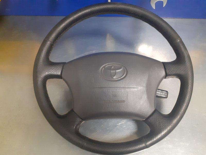 Руль Toyota Land Cruiser 100 левый (б/у)