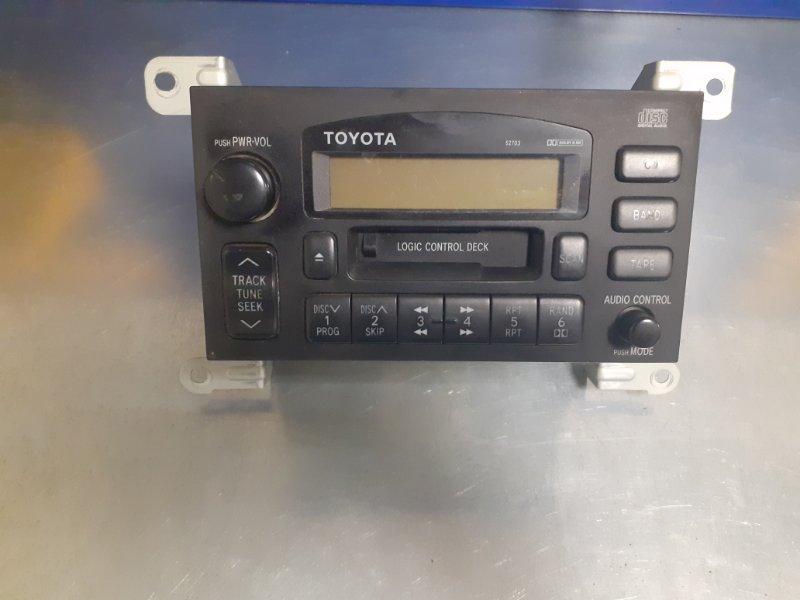 Магнитола штатная Toyota Land Cruiser 100 (б/у)