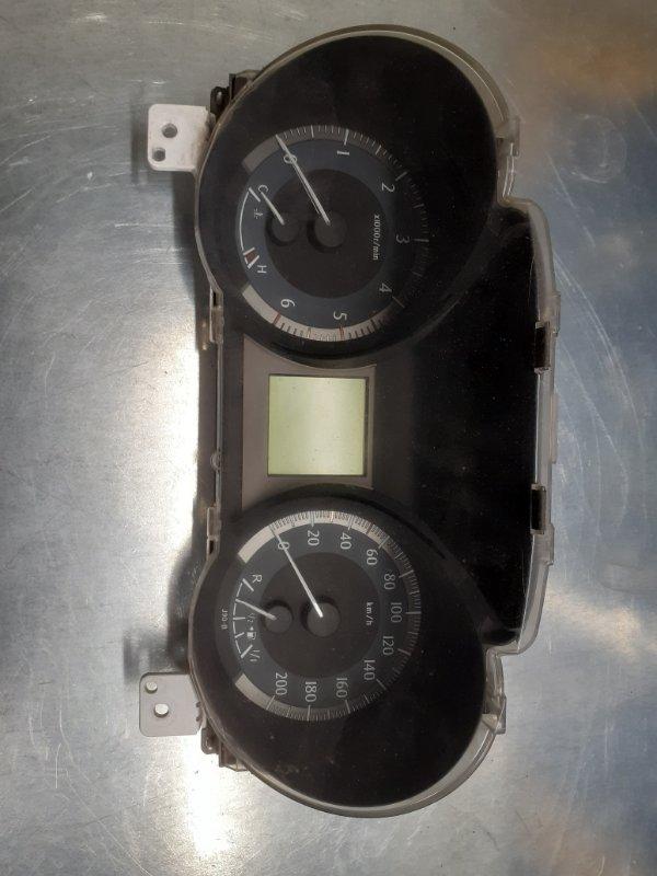 Щиток приборов Toyota Land Cruiser Prado 150 1KD 2014 левый (б/у)