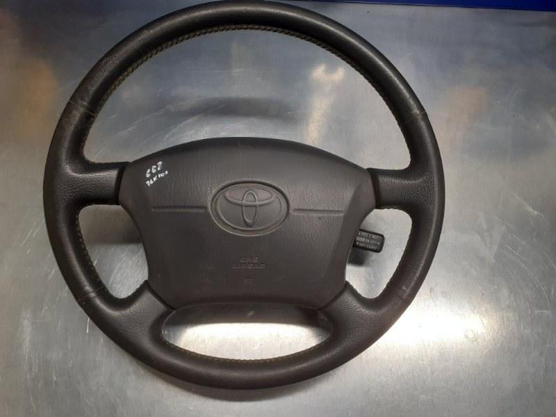 Руль Toyota Land Cruiser 100 2001 (б/у)