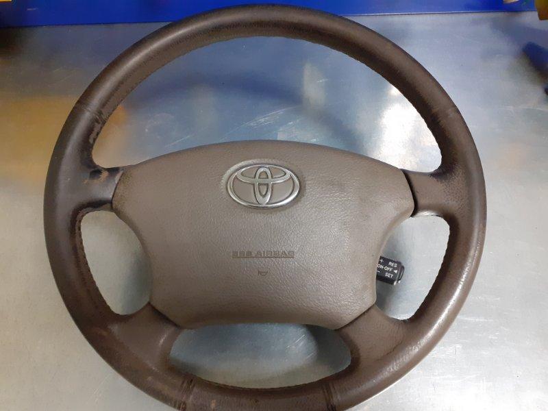 Руль Toyota Land Cruiser Prado 120 (б/у)