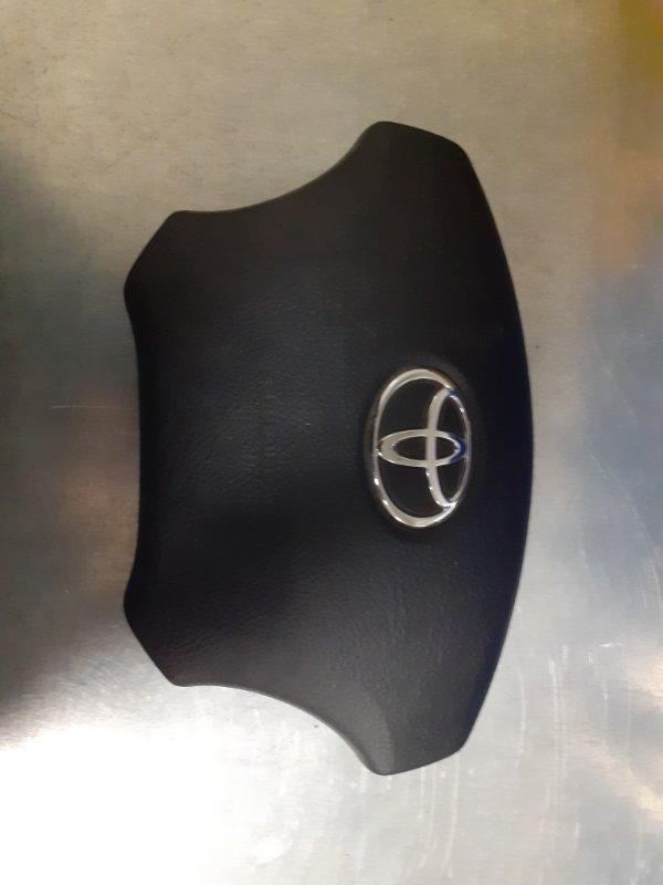 Крышка подушки безопасности водителя Toyota Land Cruiser 100 (б/у)