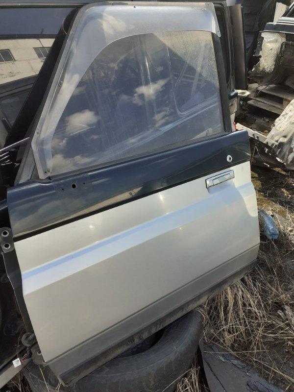 Дверь Toyota Land Cruiser Prado 78 передняя левая (б/у)