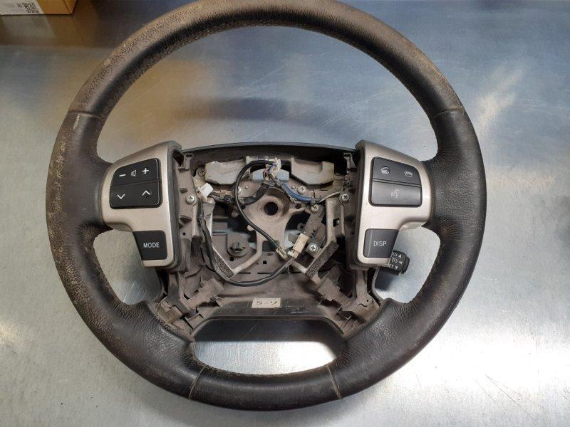 Руль Toyota Land Cruiser 200 (б/у)