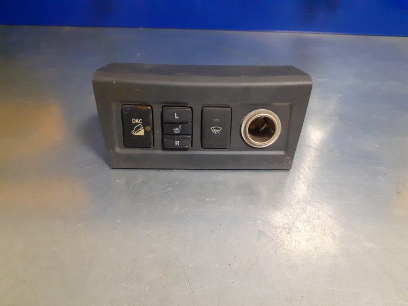 Кнопка подогрева сидений Toyota Rav4 2AZFE (б/у)