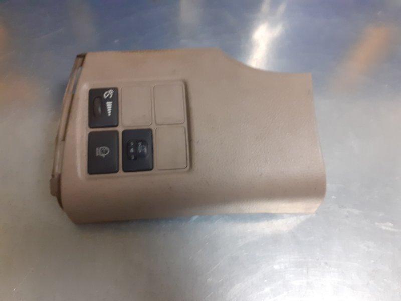 Накладка под кнопки Toyota Rav4 (б/у)