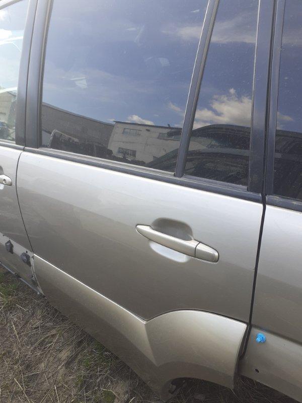 Дверь Toyota Land Cruiser Prado 120 1GRFE задняя левая (б/у)