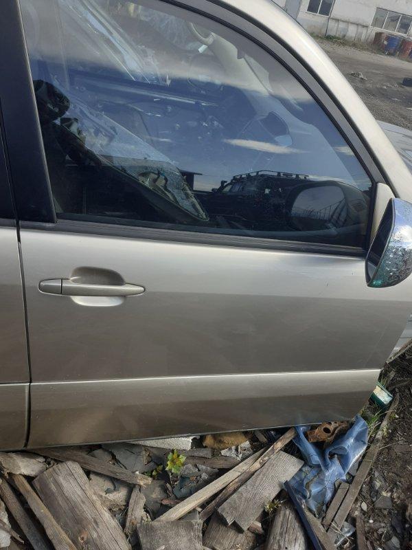 Дверь Toyota Land Cruiser Prado 120 передняя правая (б/у)