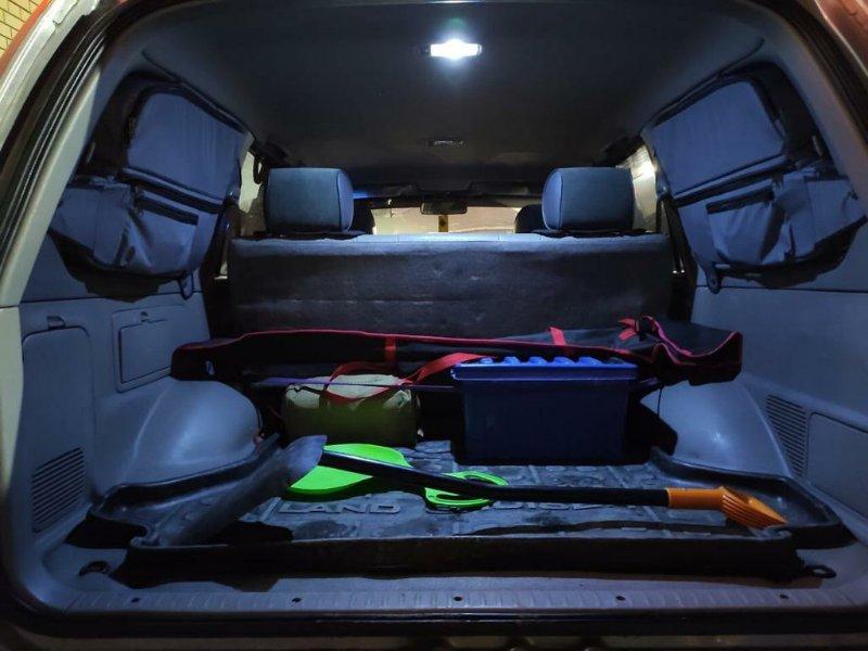 Сумка в багажник Toyota Land Cruiser 100 задняя