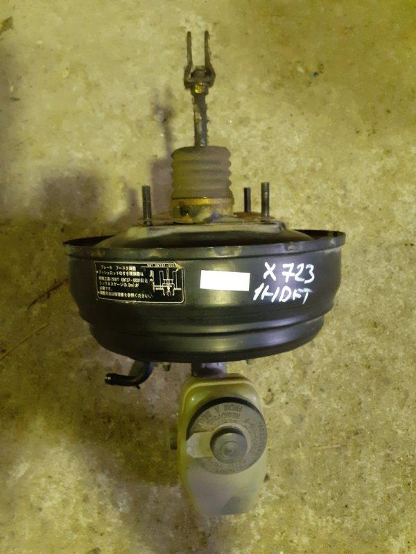 Главный тормозной цилиндр Toyota Land Cruiser 80 1HDFT (б/у)