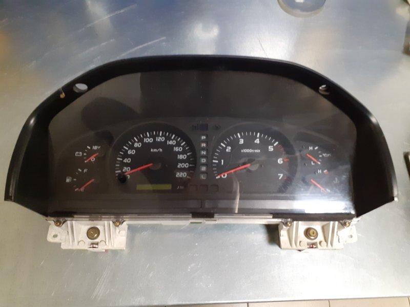 Щиток приборов Toyota Land Cruiser 100 2UZFE (б/у)